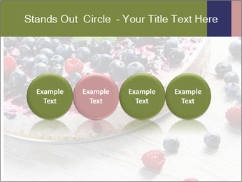Berry Cake PowerPoint Template - Slide 76