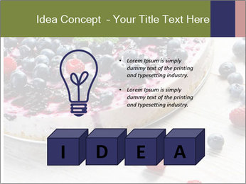 Berry Cake PowerPoint Template - Slide 80