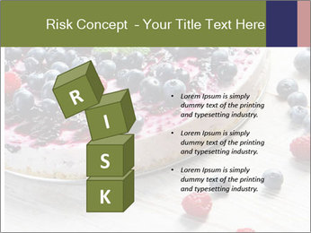 Berry Cake PowerPoint Template - Slide 81