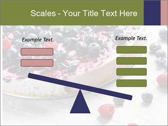 Berry Cake PowerPoint Template - Slide 89