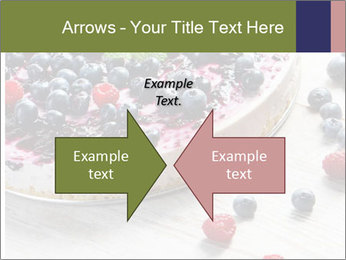 Berry Cake PowerPoint Template - Slide 90