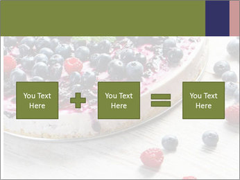 Berry Cake PowerPoint Template - Slide 95
