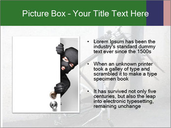 Bike Robbery PowerPoint Template - Slide 13