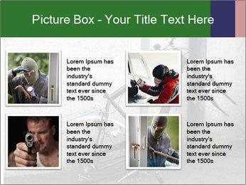 Bike Robbery PowerPoint Template - Slide 14