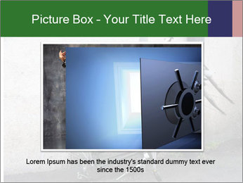 Bike Robbery PowerPoint Templates - Slide 16