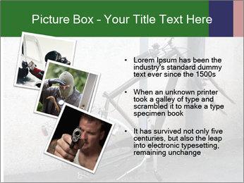 Bike Robbery PowerPoint Template - Slide 17