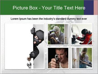 Bike Robbery PowerPoint Template - Slide 19
