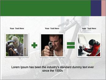 Bike Robbery PowerPoint Templates - Slide 22