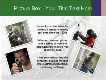 Bike Robbery PowerPoint Templates - Slide 24
