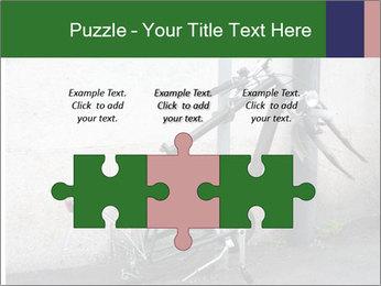 Bike Robbery PowerPoint Template - Slide 42