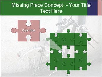 Bike Robbery PowerPoint Templates - Slide 45