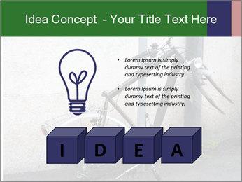 Bike Robbery PowerPoint Template - Slide 80