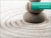 Peaceful Zen Decor PowerPoint Templates