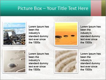 Peaceful Zen Decor PowerPoint Template - Slide 14