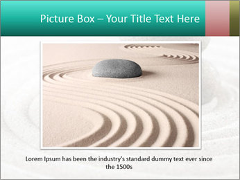 Peaceful Zen Decor PowerPoint Template - Slide 15