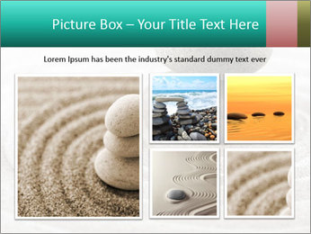 Peaceful Zen Decor PowerPoint Template - Slide 19