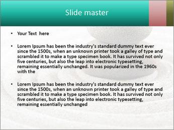 Peaceful Zen Decor PowerPoint Template - Slide 2