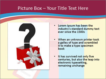 Gift Box Vector PowerPoint Template - Slide 13