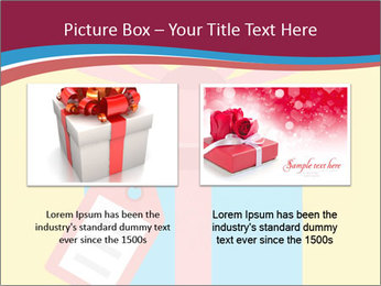 Gift Box Vector PowerPoint Template - Slide 18