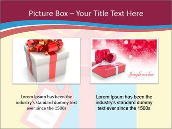 Gift Box Vector PowerPoint Templates - Slide 18
