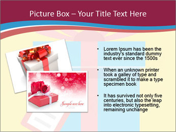 Gift Box Vector PowerPoint Template - Slide 20