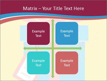 Gift Box Vector PowerPoint Templates - Slide 37