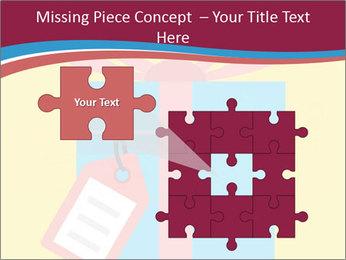 Gift Box Vector PowerPoint Templates - Slide 45