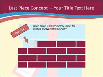 Gift Box Vector PowerPoint Templates - Slide 46