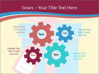 Gift Box Vector PowerPoint Templates - Slide 47