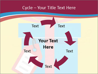 Gift Box Vector PowerPoint Templates - Slide 62