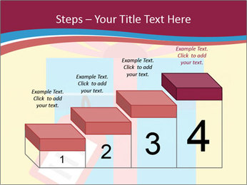 Gift Box Vector PowerPoint Templates - Slide 64
