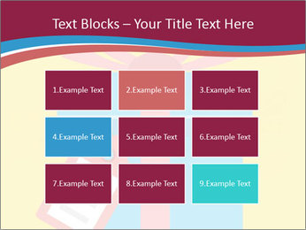 Gift Box Vector PowerPoint Templates - Slide 68