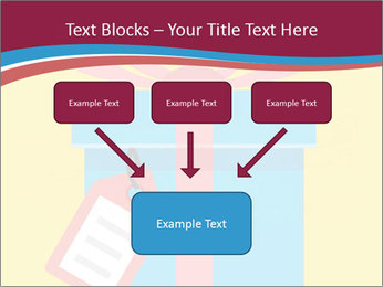 Gift Box Vector PowerPoint Templates - Slide 70