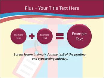 Gift Box Vector PowerPoint Templates - Slide 75