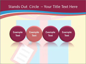 Gift Box Vector PowerPoint Templates - Slide 76