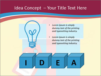 Gift Box Vector PowerPoint Templates - Slide 80