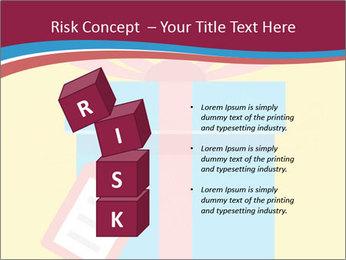 Gift Box Vector PowerPoint Templates - Slide 81