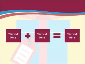 Gift Box Vector PowerPoint Templates - Slide 95