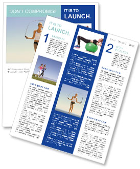 0000089004 Newsletter Template