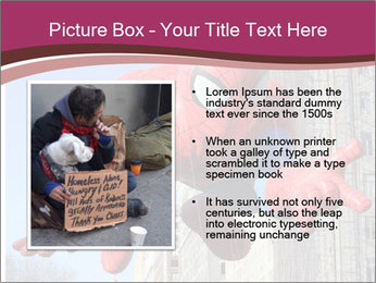 Spiderman At Parade PowerPoint Template - Slide 13