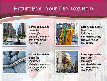 Spiderman At Parade PowerPoint Template - Slide 14