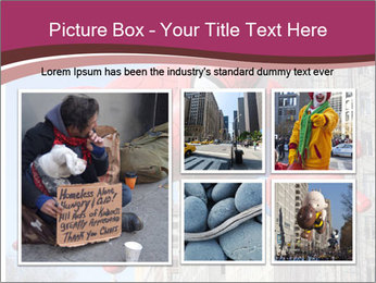 Spiderman At Parade PowerPoint Templates - Slide 19