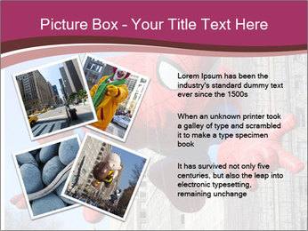 Spiderman At Parade PowerPoint Templates - Slide 23