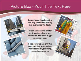 Spiderman At Parade PowerPoint Templates - Slide 24