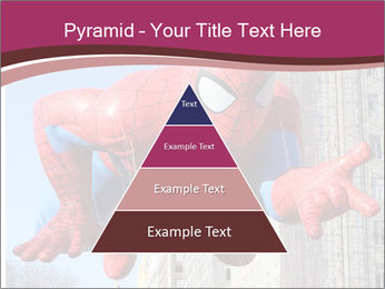 Spiderman At Parade PowerPoint Template - Slide 30