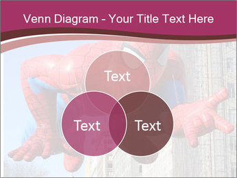 Spiderman At Parade PowerPoint Templates - Slide 33