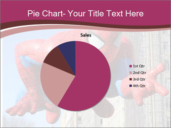 Spiderman At Parade PowerPoint Templates - Slide 36