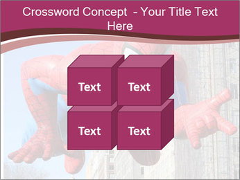 Spiderman At Parade PowerPoint Template - Slide 39