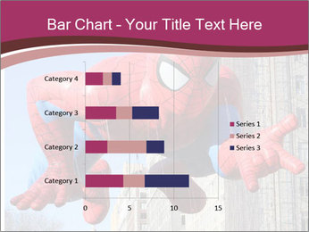 Spiderman At Parade PowerPoint Templates - Slide 52