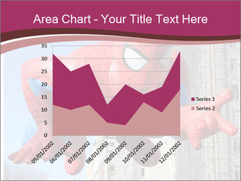 Spiderman At Parade PowerPoint Templates - Slide 53